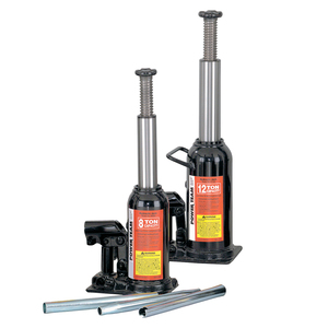 "BOTTLE JACK, 8 TON, 4-3/4"" STROKE"