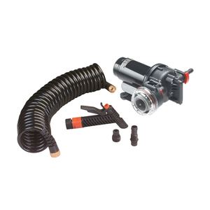 AQUA JET WD 3.5 GPM 12V 5 BAR PUMP KIT