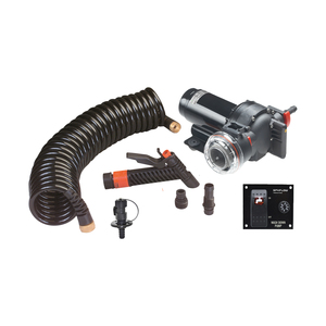 AQUA JET WD 5.2 GPM 24V PUMP KIT